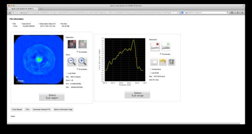 Alma Web Portal